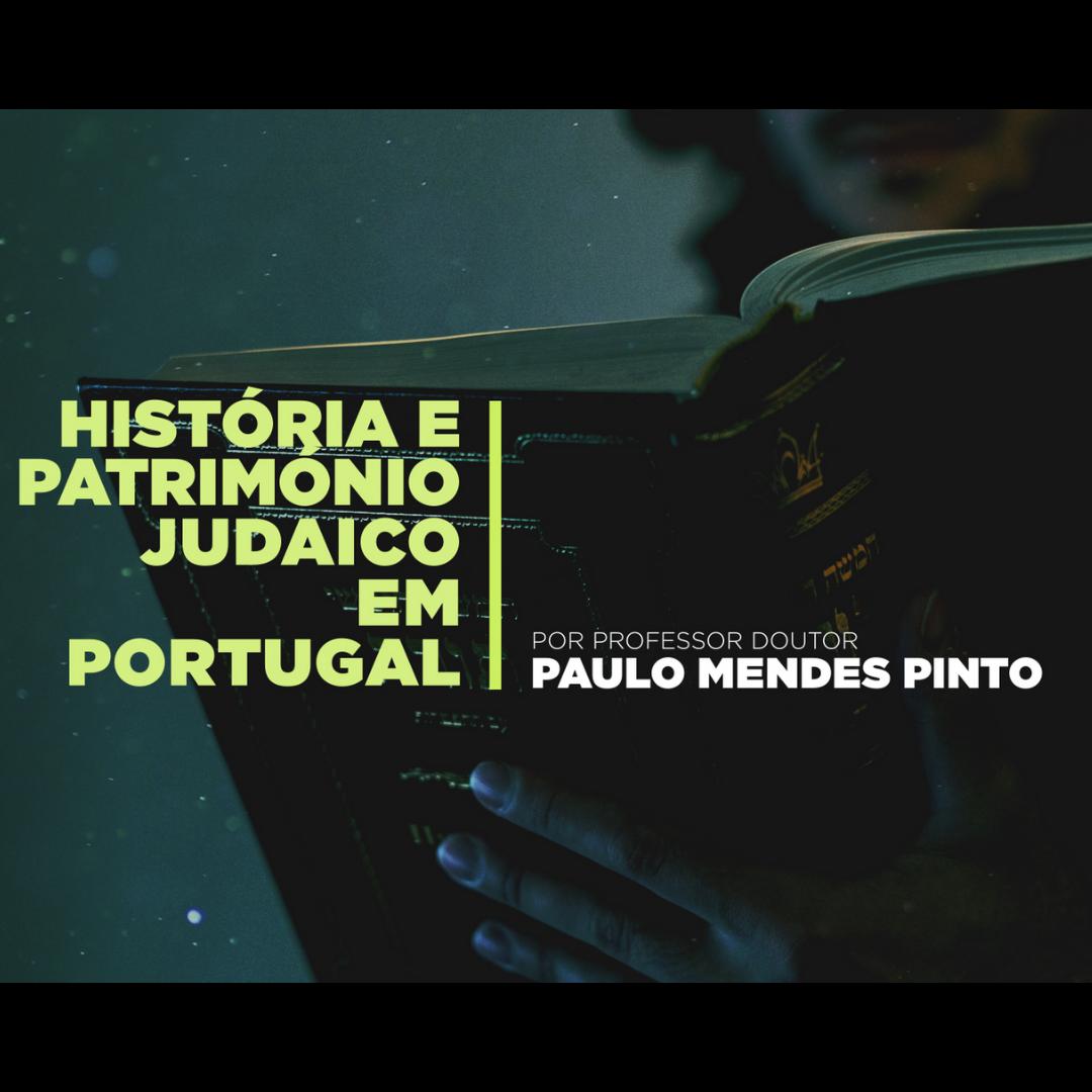 Curso Historia e Património Judaico em portugal